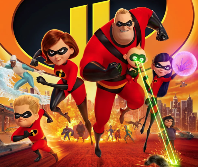 The incredibles 2 1 1024 2500